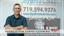 brandon kirk hydro clean carpet cleaner and planet duct
