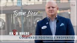 Tyson Liese colorado foothills properties