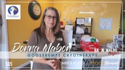 donna mabou goosebumps cryrotheropy